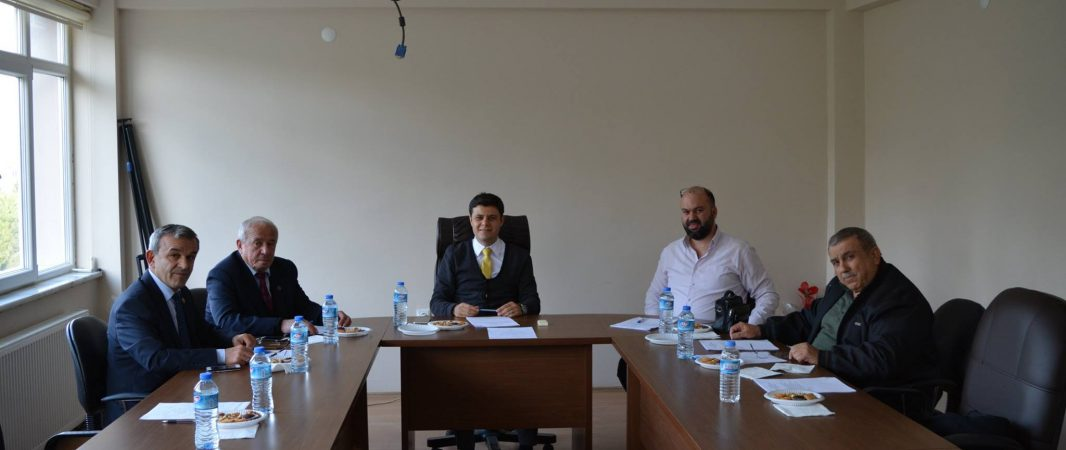 Aralık Ayı Yönetim Kurulu Toplantısı