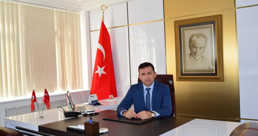 Ahmet GÜLDEREN Karahallı Kaymakamı